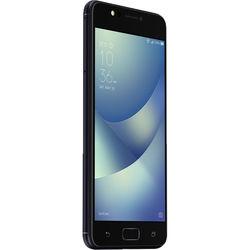 ASUS ZenFone 4 Max ZC520KL 16GB Smartphone (Unlocked, Deepsea Black)