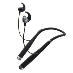LifeBEAM Vi AI Personal Trainer Bluetooth Headphones (Matte Black)