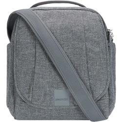 Pacsafe Metrosafe LS200 Anti-Theft Shoulder Bag (Dark Tweed)