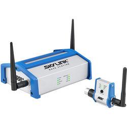 ARRI SkyLink 10 Receivers with Base Station Kit (Blue/Silver, Edison)