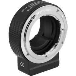Vello Select Nikon F Lens to Sony E-Mount Camera Auto Lens Adapter (Firmware Ver. 6)