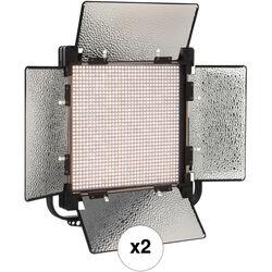 Genaray SpectroLED 1200 Bi-Color Studio LED 2-Light Kit