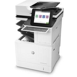 HP LaserJet Enterprise Flow M632z Monochrome All-In-One Laser Printer