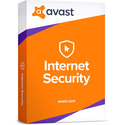 AVG Avast Internet Security 2018 (Download, 3-PCs, 2-Year Subscription)