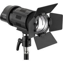 Genaray Contender LED Focusing Spot Light with Battery Module Kit (Daylight)