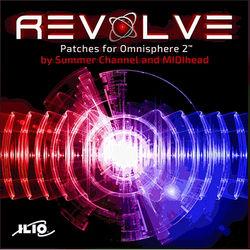 ILIO Revolve Arpeggios Patch Library for Omnisphere 2 (Download)