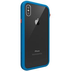 Catalyst Impact Protection Case for iPhone X (Blueridge/Sunset)
