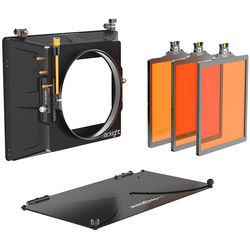 Bright Tangerine Blacklight Matte Box Kit 2