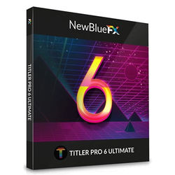 NewBlueFX Titler Pro 6 Ultimate (Download)