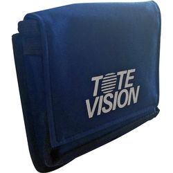 """Tote Vision Nylon Tote Bag with Sun Shield for LED-710-4KIP Test Monitor (7"""")"""