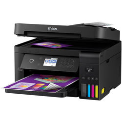 Epson WorkForce ET-3750 EcoTank All-In-One Inkjet Printer