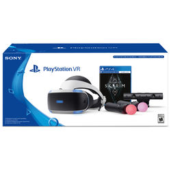 Sony PlayStation VR Skyrim VR Bundle