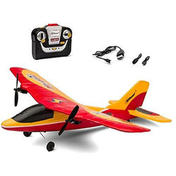 Top Race Airhawk TR-P28 2-Channel 2.4 GHz Outdoor RC Airplane