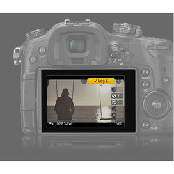 Panasonic V-Log L Function Activation Code for DMC-GH4, DC-GH5, and DMC-FZ2500