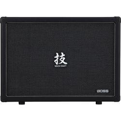 BOSS Waza Amp Cabinet 212 for Guitar Amplifier Head