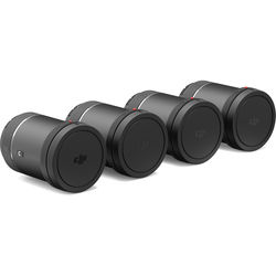 DJI DL/DL-S Lens Kit for Zenmuse X7 (Set of 4)