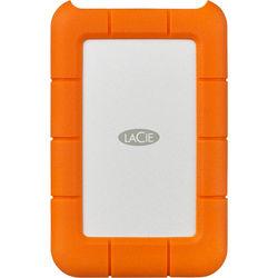 LaCie 1TB Rugged USB 3.0 Type-C External Hard Drive