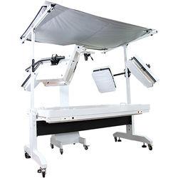 Ortery ClothingPad LED Flat Photography System