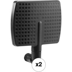 Wi Digital Wi Digital Wi Paddle 2.4 GHz, 7 dBi Directional Antenna (2-Pack)
