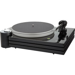 Music Hall MMF-9.3 Dual-Speed Turntable (No Cartridge, Black Lacquer)