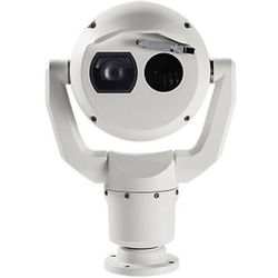 Bosch MIC IP fusion 9000i 2MP Outdoor Dual Thermal Network PTZ Camera (30 Hz, Gray)