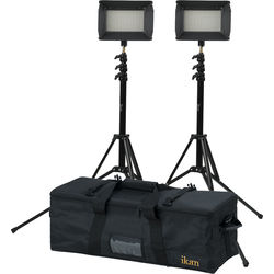 ikan iLED312-V2 2-Point Bi-Color Flood Light Kit