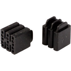 Spektrum Rubber Plug for AR7200BX/AR7300BX Flybarless Control System