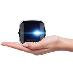 CINEMOOD Storyteller 35-Lumen nHD DLP Pico Projector with Wi-Fi