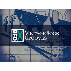 FXpansion Vintage Rock Grooves - Groove Pack for BFD3 (Download)