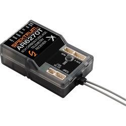 Spektrum AR6270T 6-Channel Carbon Fuse Telemetry Receiver