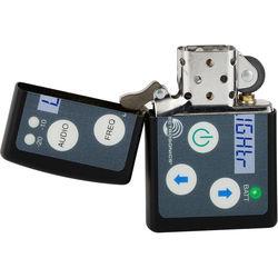 Lectrosonics SSM Transmitter-Style Zippo Lighter