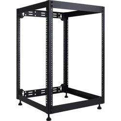 OmniMount 14-Space Open Rack System (14 RU, Black)