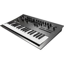 Korg Minilogue PG Polyphonic Analog Synthesizer (Limited-Edition, Polished-Gray)