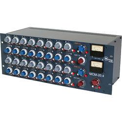 Heritage Audio MCM-20.4 Analog 20-Channel Summing Mixer