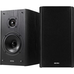 Creative Labs E-MU XM7 Bookshelf Speakers (Pair, Black)