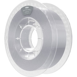 ROBO 3D 1.75mm PLA Filament (500g, Silver Metallic)