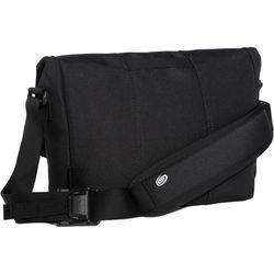 Timbuk2 Unicolor Classic Messenger Bag (Large, Jet Black)