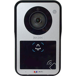 ACTi Q951 6MP Outdoor Video Door Station with Night Vision
