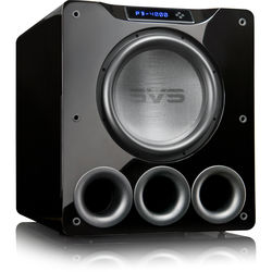 "SVS PB-4000 13.5"" 1200W Subwoofer (Piano Gloss Black)"