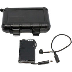 KJB Security Products Extended Battery & Case for iTrail Solo GPS Tracking Device