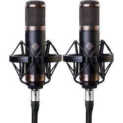 Telefunken CU-29 Copperhead Tube Condenser Microphone Stereo Set
