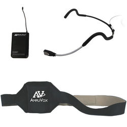 AmpliVox Sound Systems  Fitness Package with Transmitter