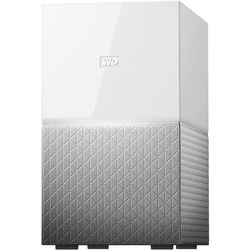 WD My Cloud Home Duo 12TB 2-Bay Personal Cloud NAS Server (2 x 6TB)