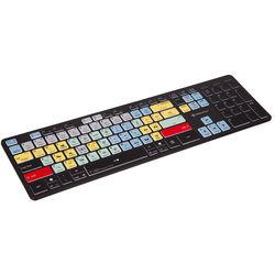 Editors Keys Adobe Premiere Pro Slimline Wireless Keyboard (Mac/Windows)