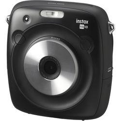 Fujifilm instax SQUARE SQ10 Hybrid Instant Camera (Black)