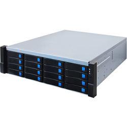HighPoint RocketStor 6674T 16-Bay Thunderbolt 3 40 Gb/s Turbo RAID 3 RU Storage Enclosure