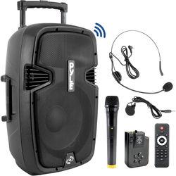 e24b92119af Pyle Pro PPHP1241WMU Portable 12