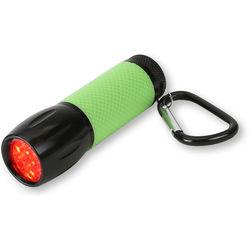 Carson SL-33 RedSight Pro Red LED Flashlight