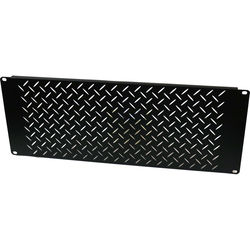 DeeJay LED Rack Cover for Amplifier or Mixer Rack (4 RU)