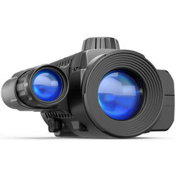 Pulsar F155 Digital Night Vision Attachment Forward (Matte Black)
